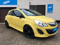 Vauxhall Corsa 1.2 Limited Edition 3dr 2012(62) - 12 Months MOT upon sale