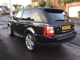 Range Rover sport cheapest in U.K. (HPI clear no faults either)