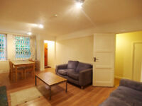 A modern and spacious 3 double bedroom flat with a private garden in the heart of Finsbury Park