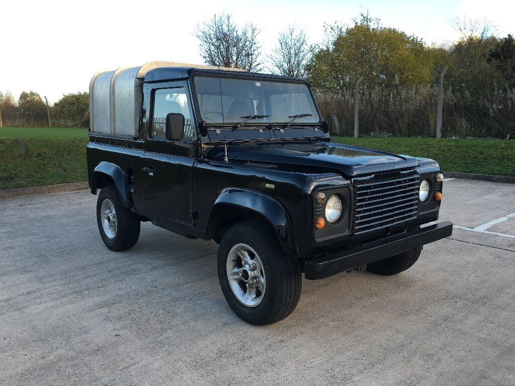 landrover defender 90 pick up land rover 1989 200tdi ifor williams back 12 months mot 4x4 l k. Black Bedroom Furniture Sets. Home Design Ideas