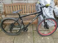 2 mens mountain bikes