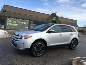 2014 Ford Edge SEL / SUNROOF / NAVIGATION / HEATED SEATS