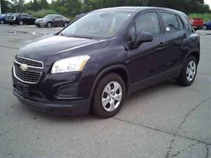 2015 Chevrolet Trax LS/FWD/AC/AUTO/BLUETOOTH/VOICE COMMAND