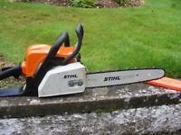 genuine stihl saw