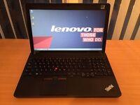"GREAT LAPTOP LENOVO E530c - intel core i3/2.4Ghz - 4Gb Ram - 500Gb HDD - 15.6"" Hd Screen - Windows 7"