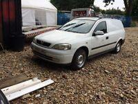 Breaking 2005 Vauxhall Astra van 1.7cdti