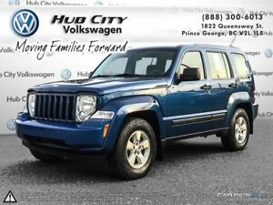 2009 Jeep Liberty 4Dr Sport