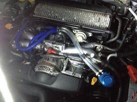 Subaru Impreza wrx/sti performance aos system.