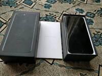 *MINT Apple iPhone 7 Plus Matte black 32gb, UNLOCKED boxed charger