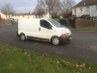 Renault trafic clutch went on it yesterday, + lwb transit,