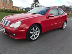 Mercedes Benz c class automatic px welcome