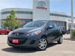2012 Mazda Mazda2 GX - One-Owner / Certified