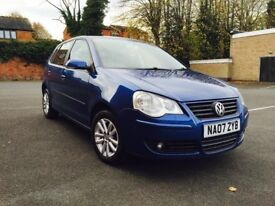 VW Polo 1.4 S AUTOMATIC 2007 Year 45000 miles ONLY! +VIDEO