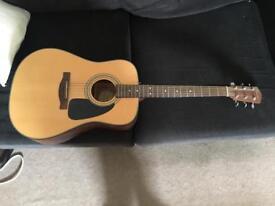 Fender cd-100 acoustic guitar
