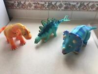 Dinosaur Train interactive figures- Immaculate