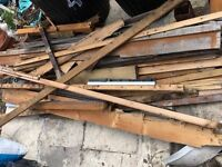 Free Wood to collect today