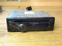 KENWOOD KDC-U41 Autoradio CD MP3 WMA Radio Tuner 4x 50Watt I-Pod I-Phone