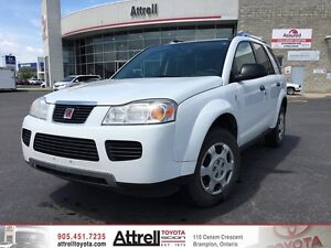 2007 Saturn VUE I4, Air Conditioning, Cruise Control, Roof Rails