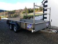 Ifor Williams 12x5 trailer