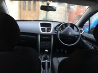 Peugeot 207 1.4 Sport. Great, tidy car!