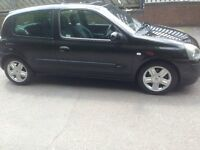 2004 CLIO 1.5 DCI VERY LOW MILEAGE 32K