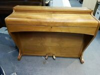 Unbranded Upright Piano