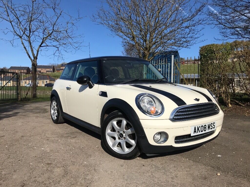 mini cooper 1 6 2008 pepper white chili chilli pack in beaufort blaenau gwent gumtree. Black Bedroom Furniture Sets. Home Design Ideas