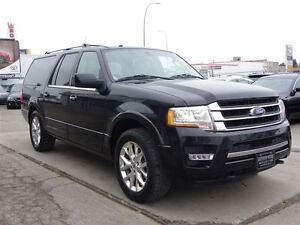 2015 Ford Expedition Max Limited MAX|ECO-BOOST| GPS|B.CAMERA|LOA
