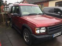 Land Rover discovery TD5 spares repairs