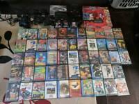 Sega mega drive and mega cd bundle
