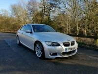 *BARGAIN* BMW 325i M SPORT COUPE, 62K LOW MILES, SAT NAV, HEATED LEATHERS, IMMACULATE