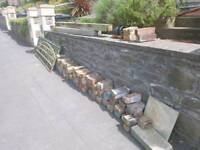 Free bricks and fence panels