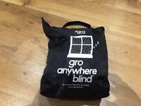 Gro Travel Blackout Blind