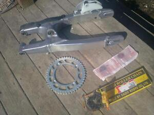 Lots of parts for cr80 cr85 cr125 Honda Dirtbikes