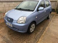 2006 KIA PICANTO 1.1 HATCHBACK IDEAL FIRST CAR