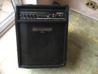 Behringer BXL 900 bass workstation