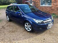 Vauxhall Astra Diesel 1.7 CDTi 16v SRi 5dr,Aircon,CD/MP3,17inch Alloys,Bluetooth,53,423 miles