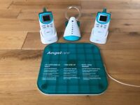 Anglecare movement and sound baby monitor
