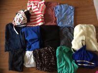 Maternity clothes (size 12 bundle)