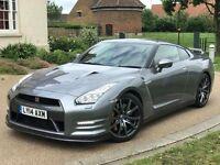 NISSAN GT-R 3.8 V6 R35 FACELIFT 2014 PREMIUM RECARO *FSH, HPI CLR, VGC, Milltek, Litchfield, Sports