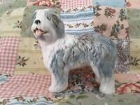 Vintage Sylvac Old English Sheepdog