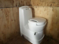 Thetford C200 CW Swivel Cassett Toilet - Caravan -Motorhome -Van Conversion - Boat
