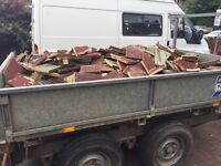 Fire Wood £60 delivered, Norwich area. Ex fencing 5x8ft trailer load