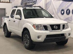 2018 Nissan Frontier PRO-4X 4.0L