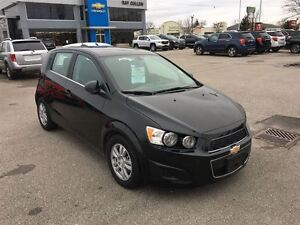 2016 Chevrolet Sonic LT ~ REMOTE START ~ HEATED SEATS!!