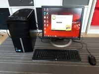 Packard Bell iXtreme M3720 Desktop PC - Intel Quad Core, 4GB, 750GB, GeForce