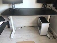 Ikea 140x60 computer table/desk