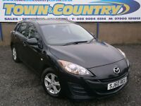 ***Sep 2010 Mazda Mazda3 TS D **FULL MAZDA HISTORY**ONE OWNER**£30 TAX**( focus astra golf leon 320
