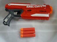 Toy guns and Nerf guns