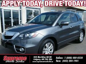 2011 Acura RDX TECH PKG NAVI/B.CAM/NEW TIRES